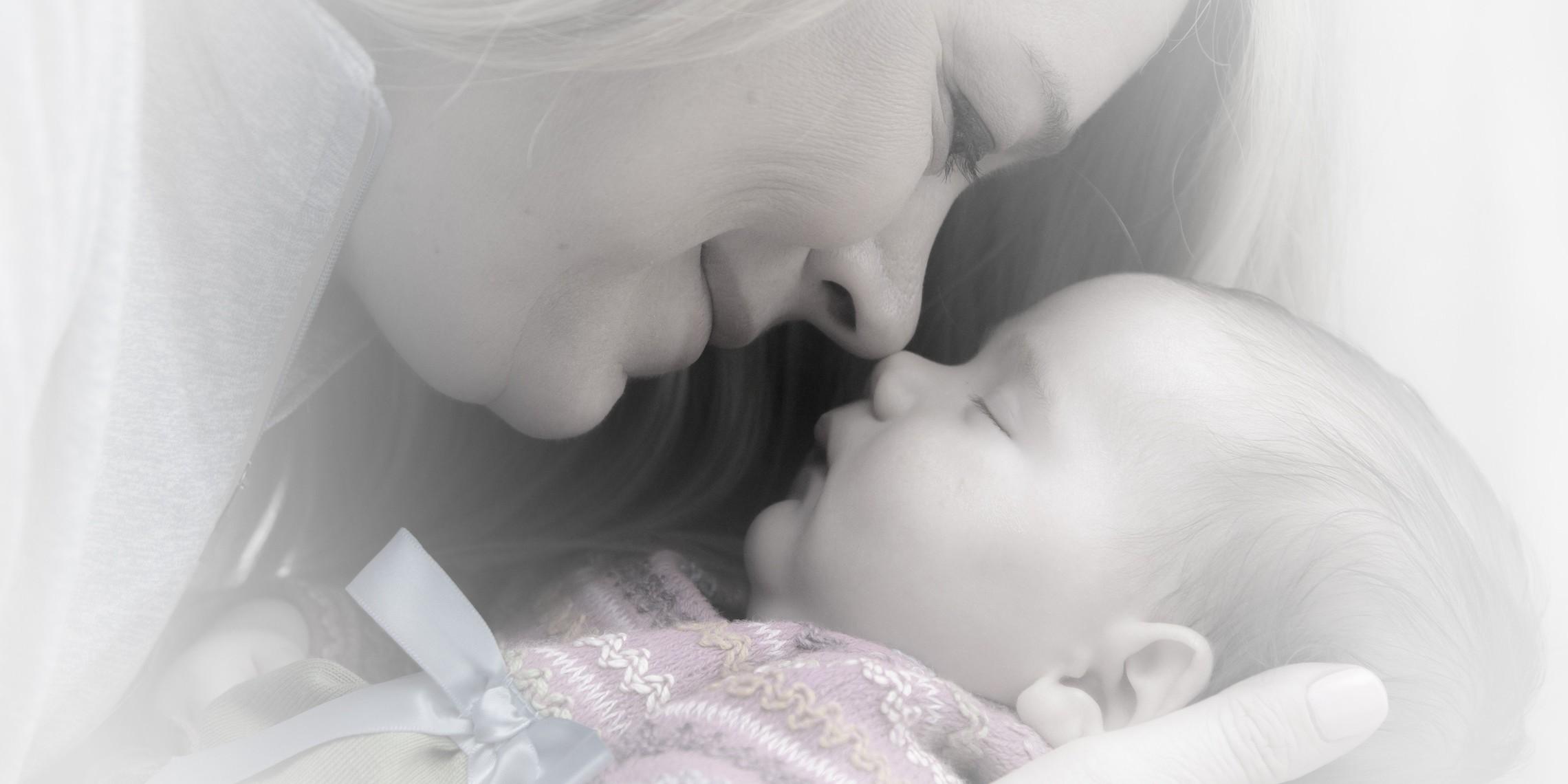 Adorable Asleep Baby 38535