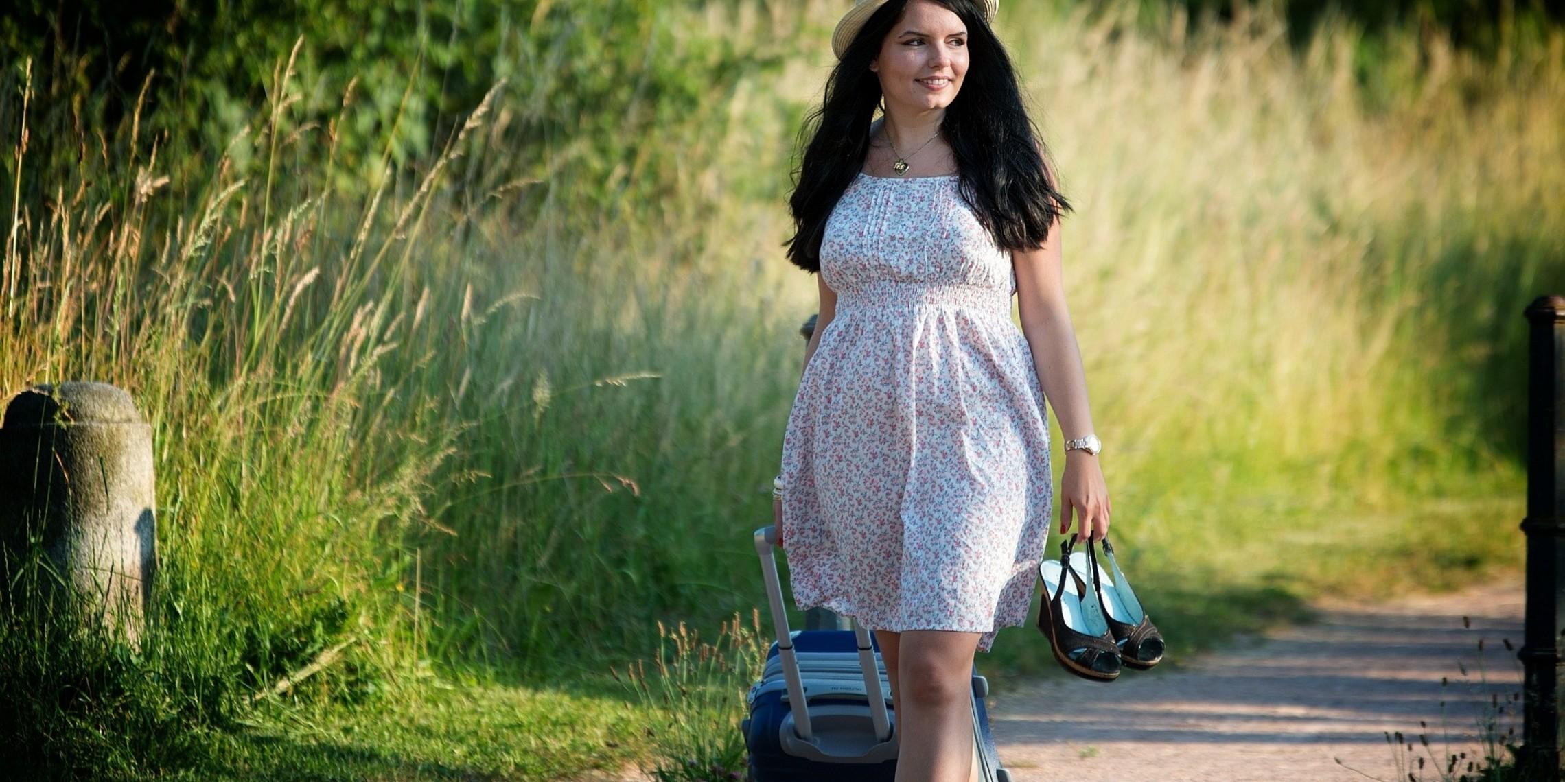 Girl Summer Dress Pretty